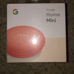 Brand new google mini